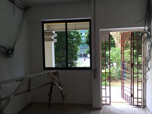 Singapore Aluminium Window Installation