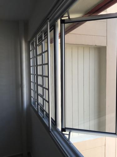 Singapore Window Grille Installation
